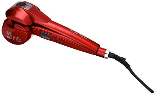 New Magic Curl Professional Automatic Steam Hair Curling