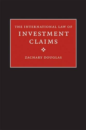 The International Law of Investment Claims