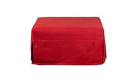 Robusto Puff Cama Made in Italy con revestimiento a elegir: Amazon.es: Bricolaje y herramientas