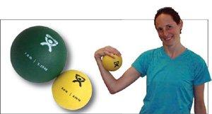 Bounce Appliances - Cando non-bounce plyo ball, 2 pound