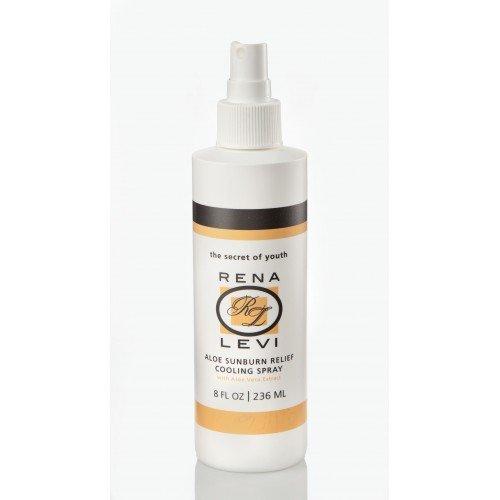 Sunburn Relief Cooling Aloe Spray (Rena Levi Aloe Sunburn Relief Cooling Spray…)