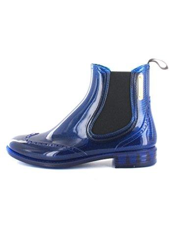 CHELSEA CHELSEA Chelsea Moda Donna BOCKSTIEGEL® Mezzo Boots Blu Blu Blu esclusivo Impermeabile alla Stivali moda Design gomma di TfUdqw8