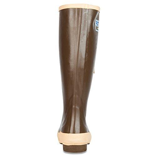 XTRATUF Legacy Series 15'' Lace Gusset Neoprene Women's Fishing Boots, Copper & Tan (22823G) by Xtratuf (Image #2)