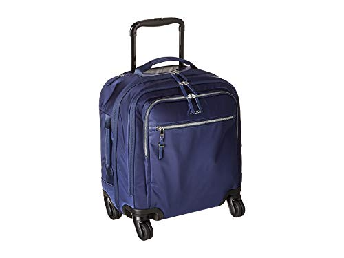 (TUMI - Voyageur Osona Compact Wheeled Carry-On Luggage - 16 Inch Rolling Suitcase for Women - Ultramarine)