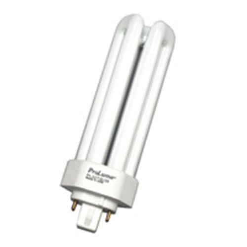 25 Qty. Halco 26W Triple 2700K GX24Q-3 PRO ECO PL26T/E/27/ECO 26w 6v CFL Warm White EOL Lamp Bulb by Halco