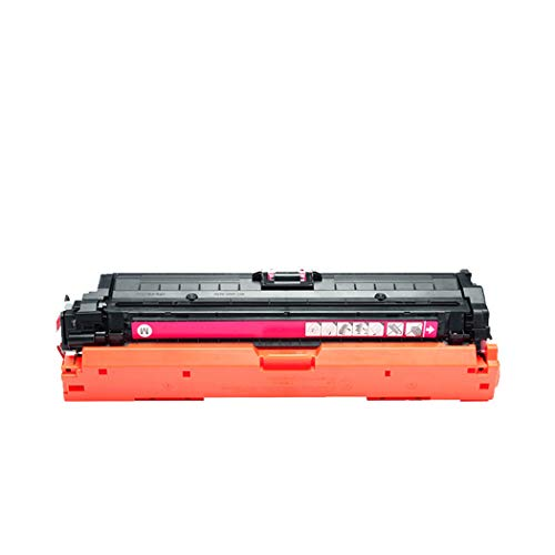 MALPYQA Compatible with HP HP650A Toner Cartridge for HP CP5520 / 5525n / 5525dn / 5525xh Toner Cartridge,Red