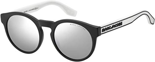 Marc Jacobs Unisex MARC 358/S Matte Black One Size (Marc By Marc Jacobs Classic Q Baby Groovee)