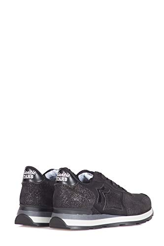Suede Black Atlantic Sneakers Women's VEGAGLN81NVEG Stars IqHZt