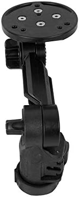 YakAttack Fish Finder Mount with Track Mounted LockNLoad Mounting System
