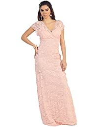 Mother of the Bride Formal Evening Dress #21077