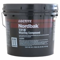 Loctite 1323940 442 Nordbak Wearing Compound, 400 fl. Oz., 25 lb. Plastic Pail by Loctite