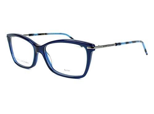 Marc Jacobs - MARC 63, Oeil de chat, acétate, femme, BLUE HAVANA(U5H), 54/15/135