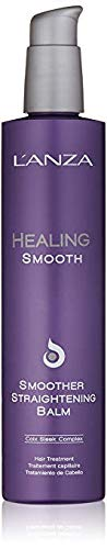 (LANZAA. Healing Smooth Smoother Straightening Balm 8.5 oz.)