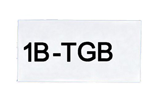 - Panduit T400X000YP1 Super-Tack Continuous Tape, 4