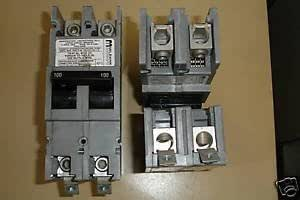 Milbank UQPF-M-150 Main Breaker