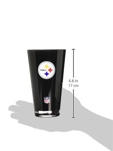 NFL Pittsburgh Steelers 20oz Insulated Acrylic Tumbler