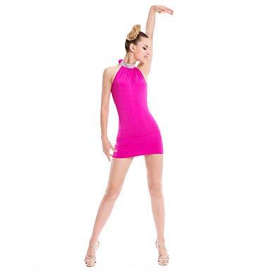 Dancewear Ropa Invierno Poliéster Rojo ONESIZE Negro Verde Noche Size de Azul Paramujer GREEN Ropa LentejuelasPrimavera Noche de Vestidos Algodón Otoño One FaArqvwxFn