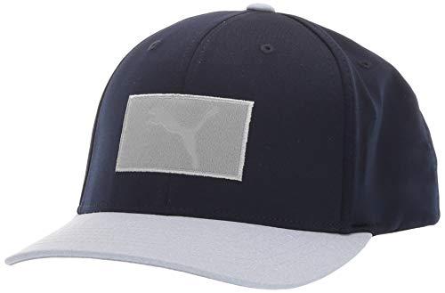 Puma Golf 2019 Men's Utility Patch Snapback Hat (One Size), ()