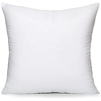 Amazoncom euro 26quot x 26quot pillow insert home kitchen for 26 inch square pillow insert