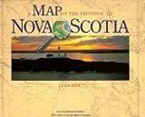 A Map of the Province of Nova Scotia, Nova Scotia  Province Staff, 0887802281