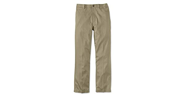 Inseam 30 Inch Orvis Mens Stretch Wrinkle-Free Ez-Cool Pants 32