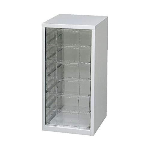アイリスオーヤマ フロアケース SFE-6006 ホワイト 生活用品 インテリア 雑貨 インテリア 家具 オフィス家具 オフィス収納 14067381 [並行輸入品] B07PZZ2R2R