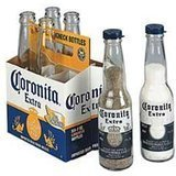 100 Corona Salt and Pepper Caps, Make Your Own Coronita Shakers