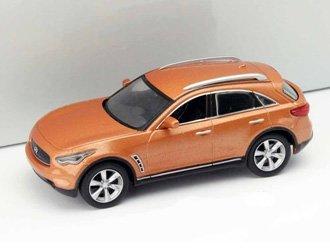 Infiniti FX Diecast Model Car