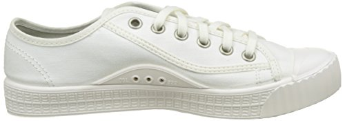 Mens G-star Raw Rovulc Hb Low Sneaker Bianco