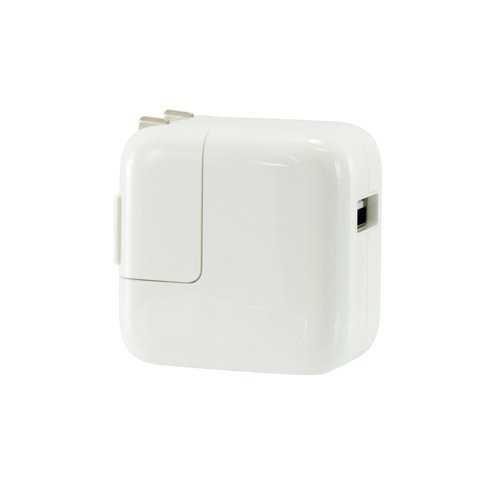 : Apple AC to USB Power 10W for Apple iPad, iPhone, iPod, and any other USB chargeable devices
