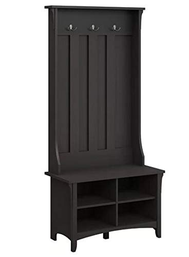 Amazon.com: Eltta- Vintage Black Manufactured Wood with ...