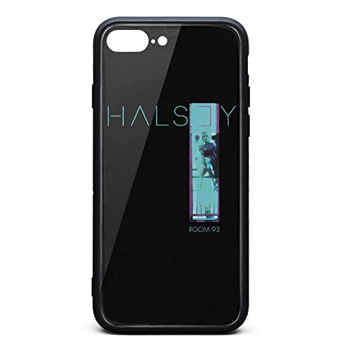 iPhone 7 Plus/iPhone 8 Plus Case Singer_Halsey_Album_room-93- Slim Soft TPU Protective for iPhone 7 Plus/iPhone 8 Plus