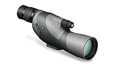 Vortex Optics RZR-50S1 Razor HD 11-33x50 Straight Spotting Scope, Green