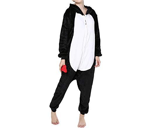 Unisex Adult Animal Cosplay Pajamas Costumes Homewear Onesie ()