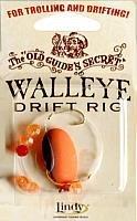 Lindy Old Guide's Secret Drift Rigs - Orange/Black