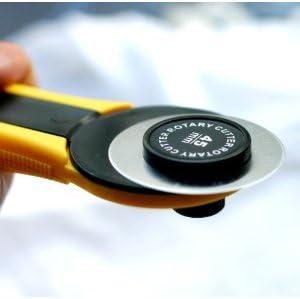 HAND /® 5 X Rollschneiderklingen 45mm es passt alles, inklusive OLFA, FISKARS /& DAFA