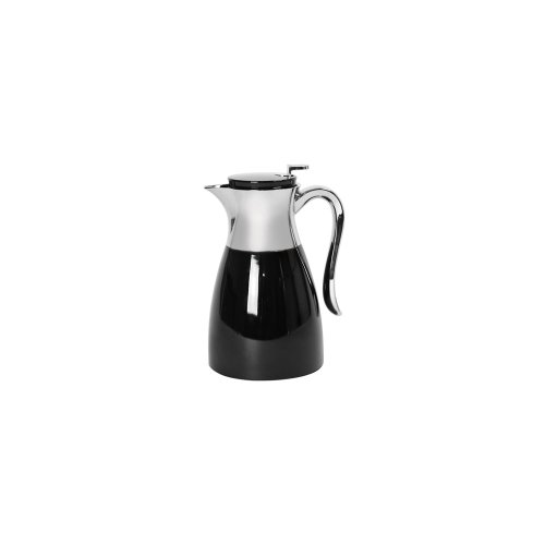 Service Ideas Vacuum Insulated 1.5 L Carafe Stainless Steel Coffee Tea Server