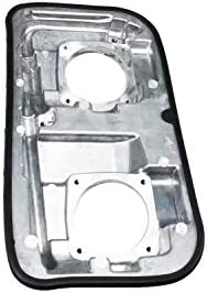 RMT M156-A105-ADFU Mercedes M156 V8 Engine Intake Manifold Throttle Body Plate /& Gasket Set