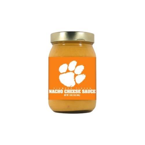 Clemson Tigers NCAA Nacho Cheese Sauce (16oz)