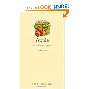 Apple: A Global History (Reaktion Books - Edible) Erika Janik