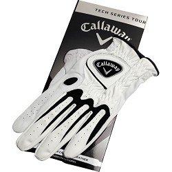 Callaway Golf Men's Cadet Tech Series Tour Glove (Left Hand, Medium/Large)
