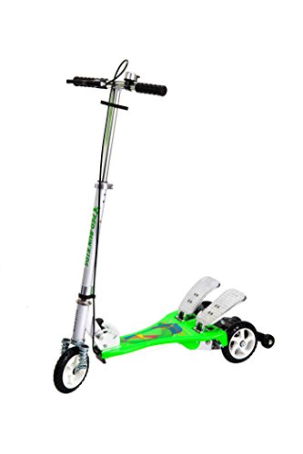 (Ped-Run Maple's Clock Kids Scooter)