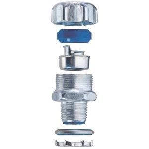 1'' Straight Steel Liquid Tight Connector