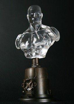 Iceman Clear Bowen Designs Exclusive Mini Bust - Exclusive Mini Bust