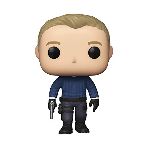 Funko- Pop Movies James Bond Time to Die Figura Coleccionable, Multicolor (50156)