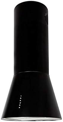 Campana extractora Isla F. Bayer Gala is50s Eco Redondo 50 cm Negro Campana 700 M³/h, eficiencia energética B LED: Amazon.es: Grandes electrodomésticos