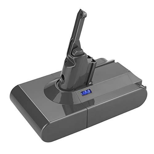 Battery Li Premium Ion (ANTRobut Upgrade Replacement 21.6V 3500mAh Li-ion Dyson v8 Battery for Dyson V8 Absolute Cordless Vacuum Handheld Vacuum Dyson V8 Absolute Replacement Battery)