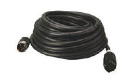 Coleman Cable 19390008 100ft SEOW w/Hubbell Twist Lock Ends 6/3-8/1
