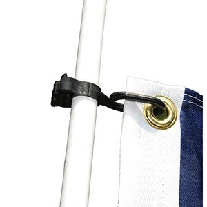 Taylor Made Products 57925 Charlevoix Antenna/Burgee Clip ()