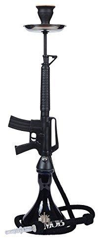 M16 Hookah (Black) by MOB HOOKAH